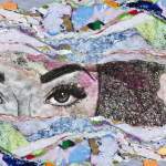 A brasileira que transformou o muro de Berlim em material para suas ilustrações